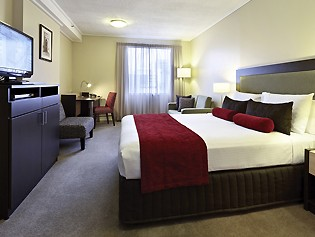 The Swanston Hotel Melbourne Grand Mercure - Accommodation Port Hedland