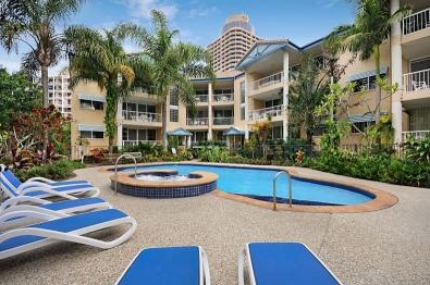 Surfers Beach Holiday Apartments - Accommodation Port Hedland