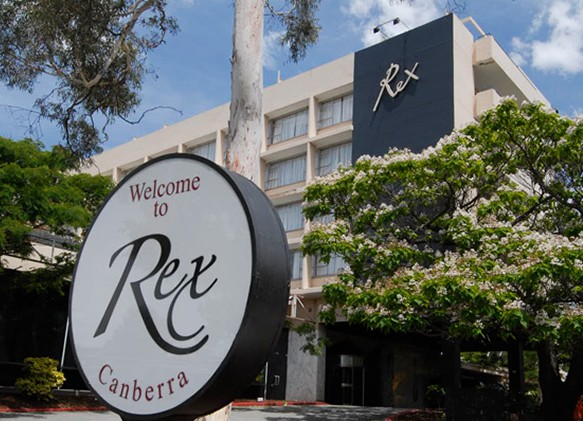 Canberra Rex Hotel - Accommodation Port Hedland
