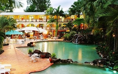 Palm Royale Cairns - Accommodation Port Hedland