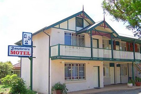3 Explorers Motel - Accommodation Port Hedland