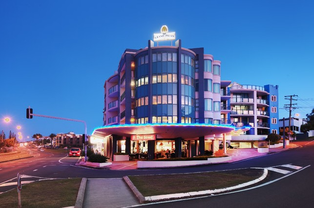 Grand Palais Beachside Resort - Accommodation Port Hedland