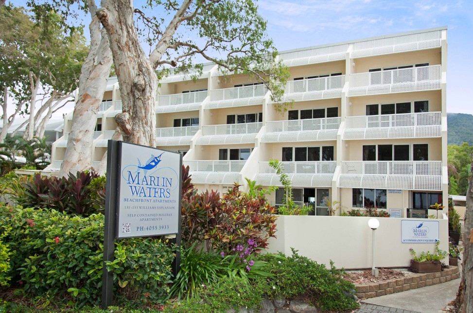 Marlin Waters Beachfront Apartments - Accommodation Port Hedland