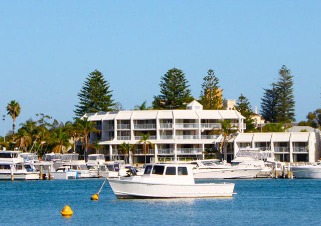 Pier 21 Apartment Hotel Fremantle - Accommodation Port Hedland