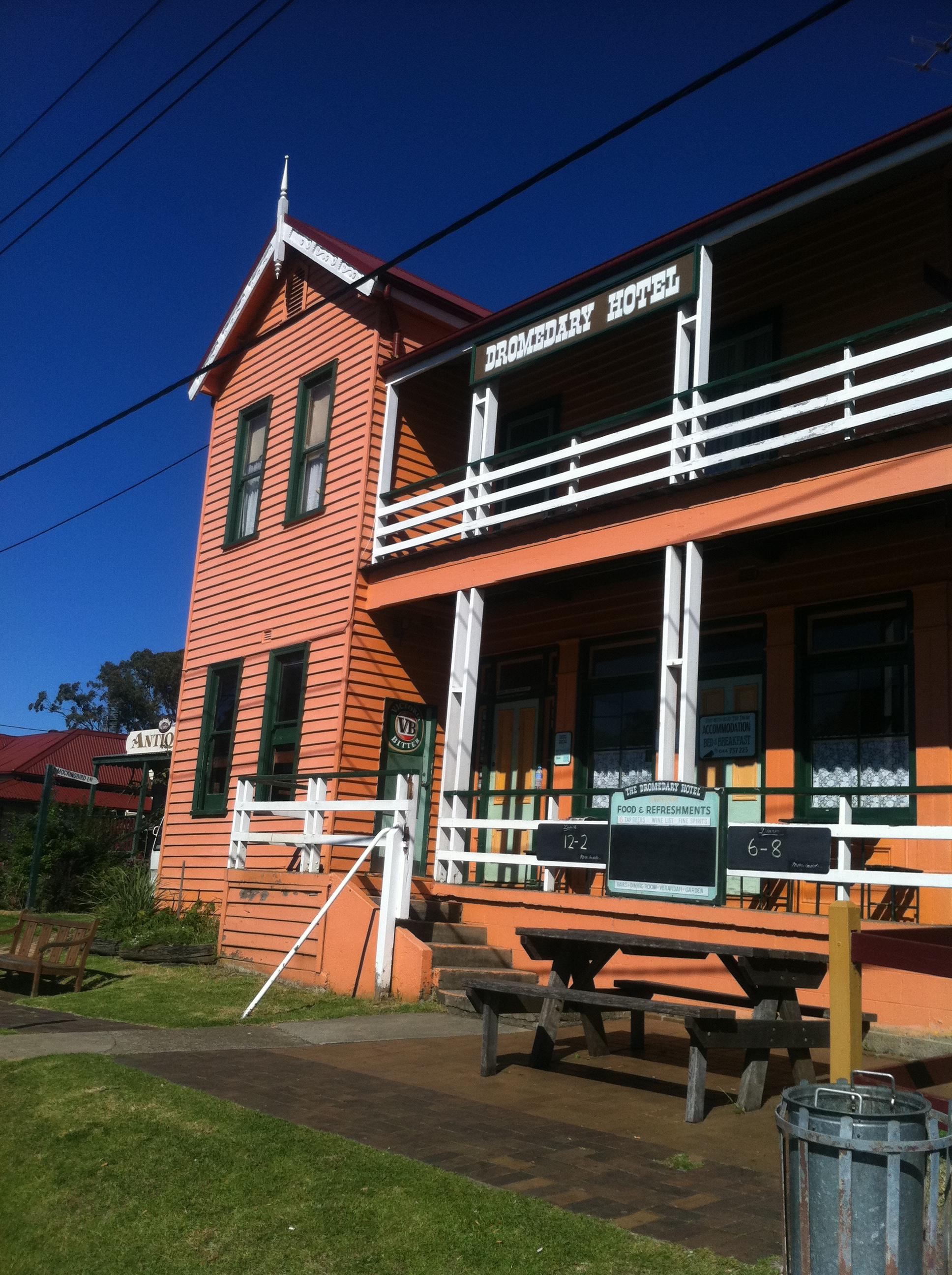 Dromedary Hotel - Accommodation Port Hedland