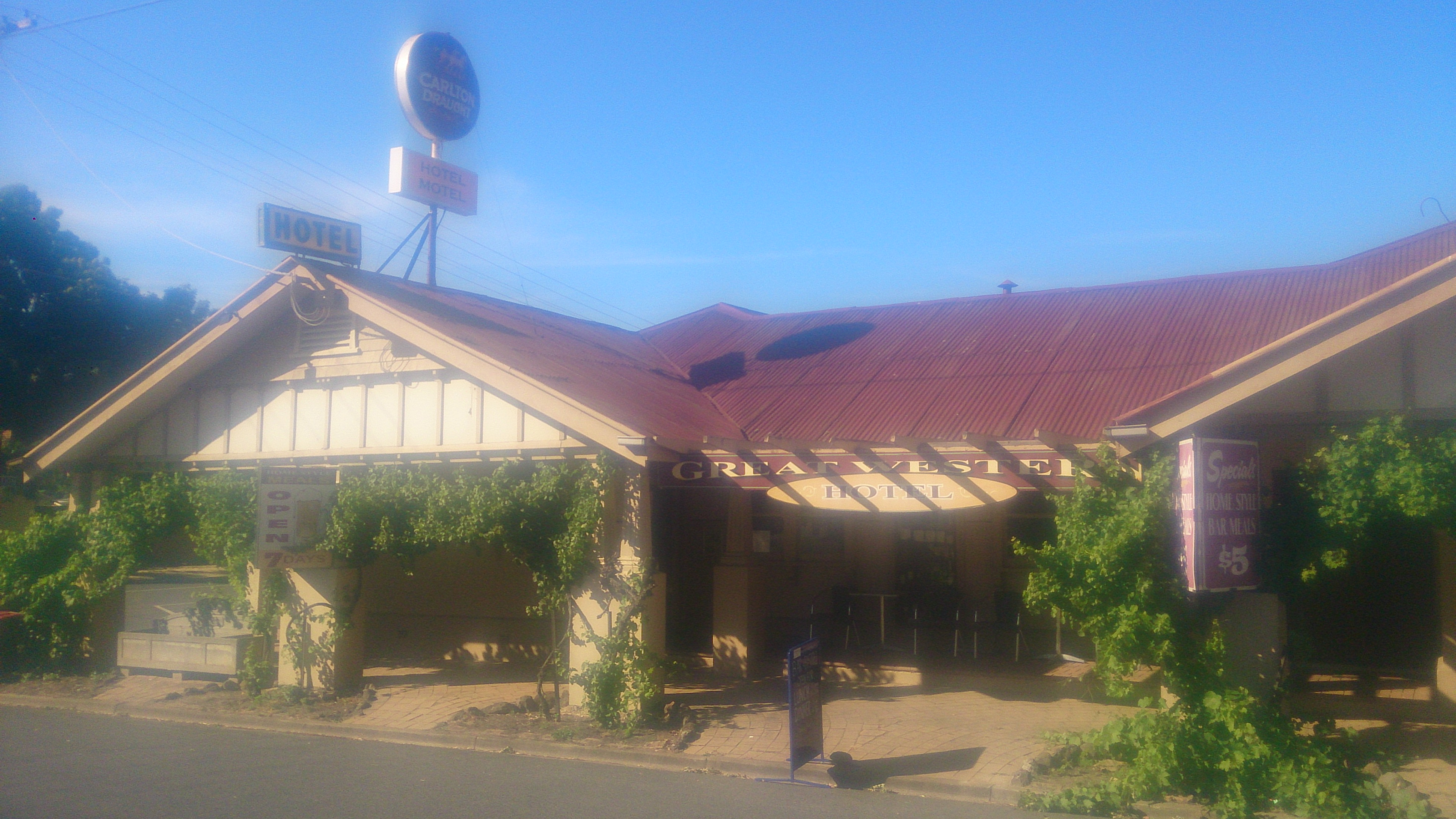 Great Western Hotel Motel - Accommodation Port Hedland