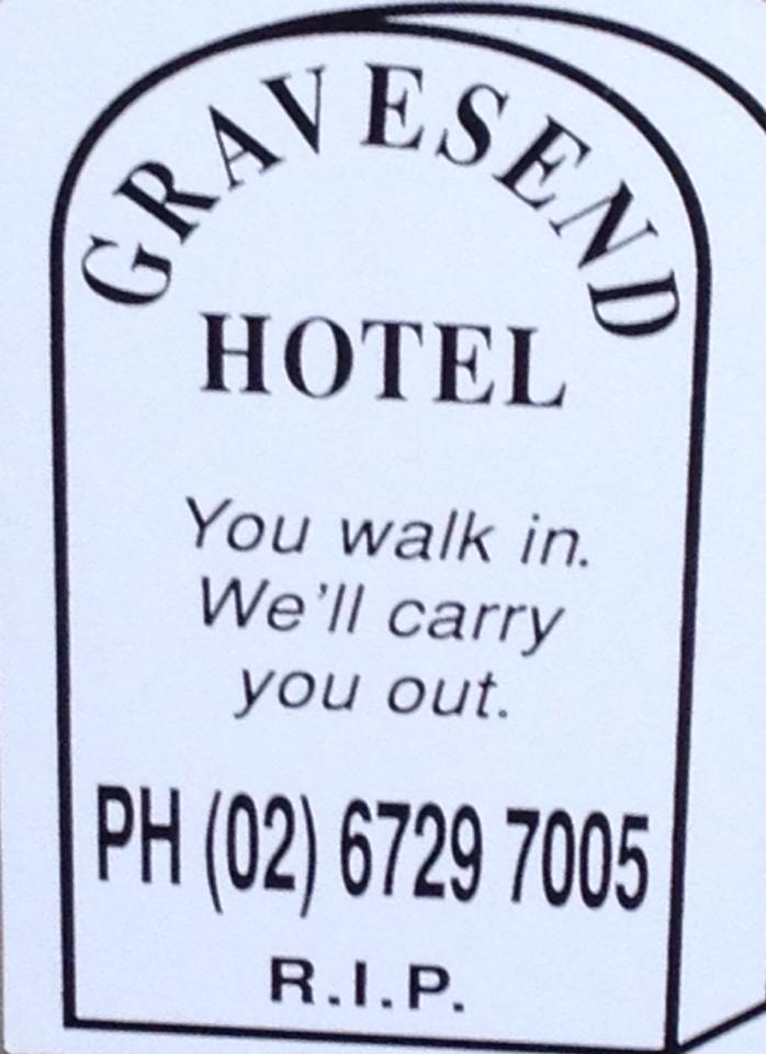 Gravesend Hotel - Accommodation Port Hedland