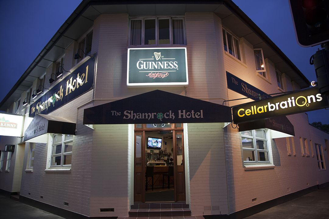 Shamrock Hotel - Accommodation Port Hedland