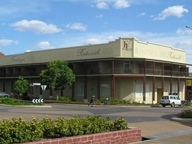 Redearth Boutique Hotel - Accommodation Port Hedland