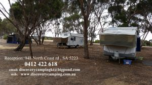Discovery Lagoon  Caravan  Camping Grounds - Accommodation Port Hedland