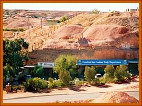 Comfort Inn Coober Pedy Experience Motel - Accommodation Port Hedland