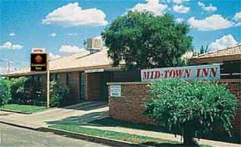 Comfort Inn - Mid Town - Accommodation Port Hedland