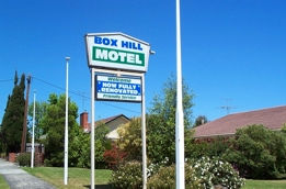 Box Hill Motel - Accommodation Port Hedland