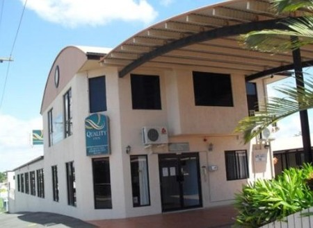 Quality Inn Harbour City - Accommodation Port Hedland