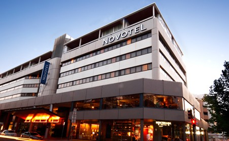 Novotel Canberra - Accommodation Port Hedland