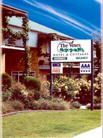 The Vines - Accommodation Port Hedland
