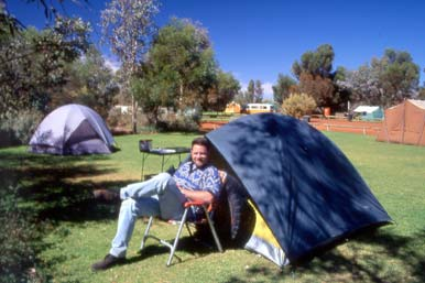 Voyages Ayers Rock Camp Ground - Accommodation Port Hedland