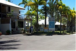 Wanderers Holiday Village At Lucinda - Accommodation Port Hedland