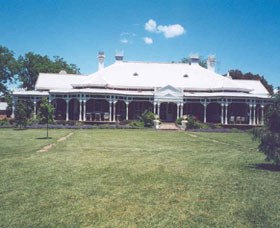 Coombing Park Homestead - Accommodation Port Hedland