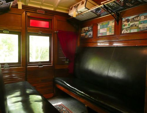 Mt Nebo Railway Carriage amp Chalet - Accommodation Port Hedland