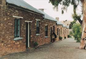 Burra Heritage Cottages - Tivers Row - Accommodation Port Hedland
