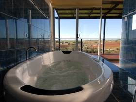 Misty Rose Barossa Chalets - Accommodation Port Hedland