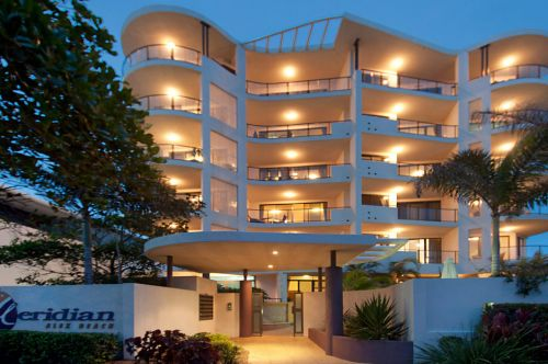 Meridian Alex Beach Apartments - Accommodation Port Hedland