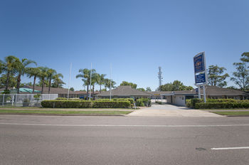 Colonial Terrace Motor Inn - Accommodation Port Hedland