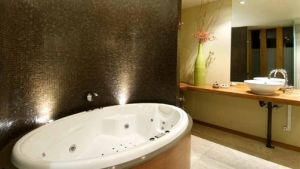 Hepburn Spa Pavilions - Saffron - Accommodation Port Hedland