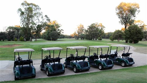 Deniliquin Golf Leisure Resort - Accommodation Port Hedland