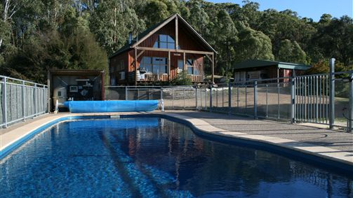 Karoonda Olive Grove Retreat at Mt Buffalo Olives - Accommodation Port Hedland