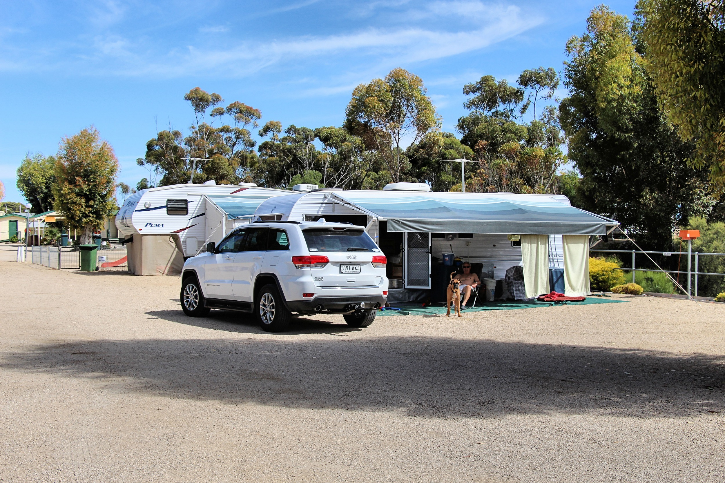 Ardrossan Caravan Park - Accommodation Port Hedland