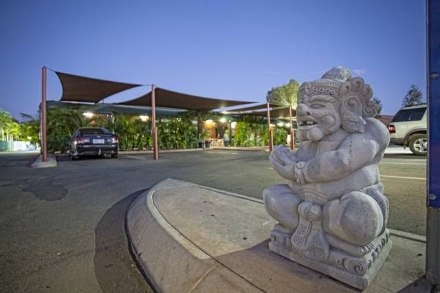 Cattrall Park Motel - Accommodation Port Hedland