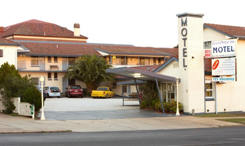 Cowra Motor Inn - Accommodation Port Hedland