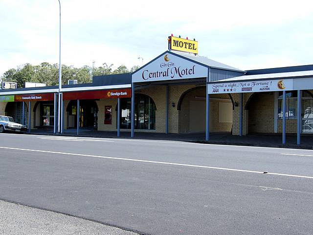Gin Gin Central Motel - Accommodation Port Hedland