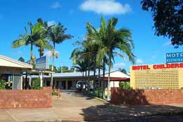 Motel Childers - Accommodation Port Hedland