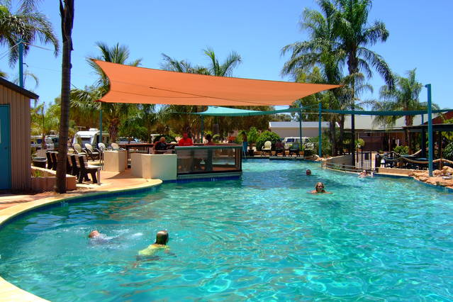 Ningaloo Caravan  Holiday Resort - Accommodation Port Hedland