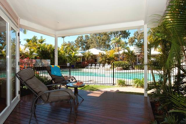 NRMA Treasure Island Holiday Park - Accommodation Port Hedland