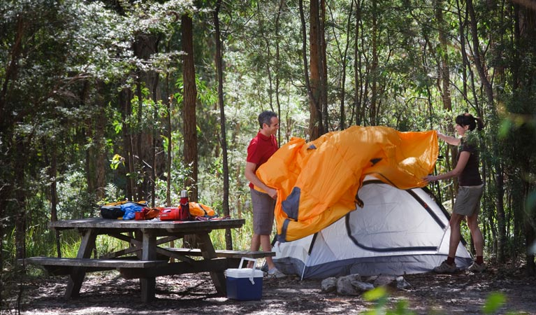 Bald Rock campground and picnic area - Accommodation Port Hedland
