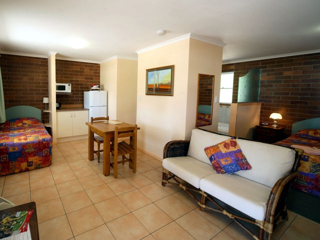 Rubyvale Motel  Holiday Units - Accommodation Port Hedland
