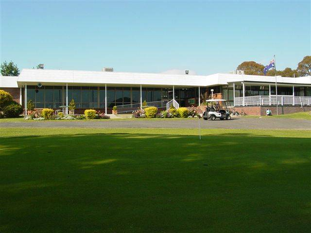Tenterfield Golf Club and Fairways Lodge - Accommodation Port Hedland