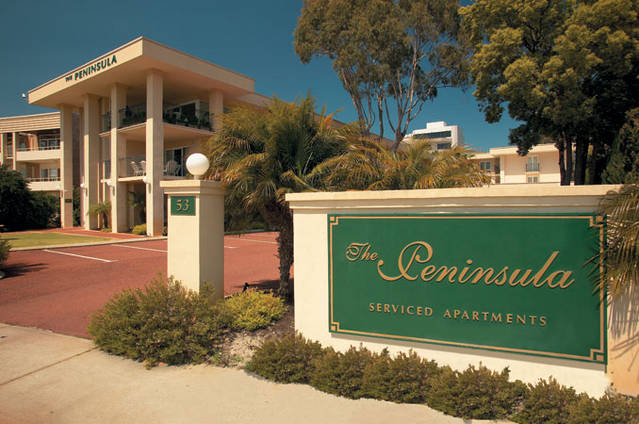The Peninsula - Riverside Serviced Apartments - Accommodation Port Hedland