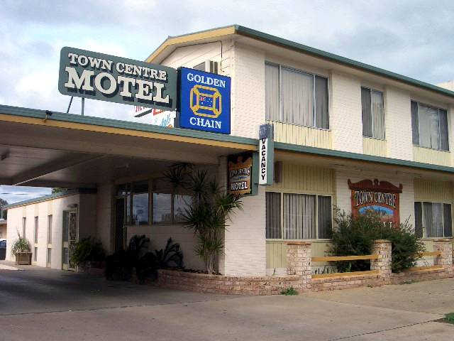 Town Centre Motel - Accommodation Port Hedland