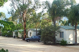 Yallakool Caravan Park on Bjelke-Petersen Dam - Accommodation Port Hedland