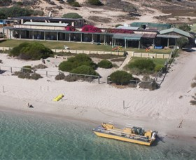 Dirk Hartog Island Eco Lodge - Accommodation Port Hedland