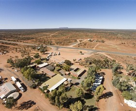 Curtin Springs Wayside Inn - Accommodation Port Hedland