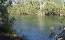 Jervis Bay Cabins and Hidden Creek Real Camping - Accommodation Port Hedland