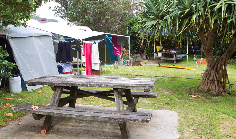 Sandon River campground - Accommodation Port Hedland