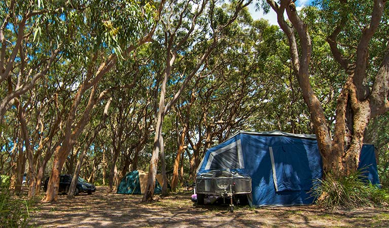 Stewart and Lloyds campground - Accommodation Port Hedland