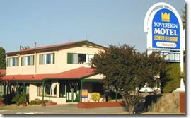Sovereign Motor Inn Cooma - Accommodation Port Hedland